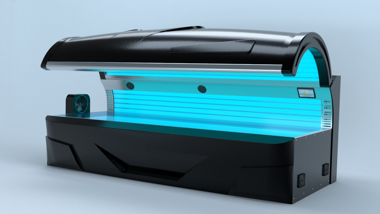 product animation china sunbed