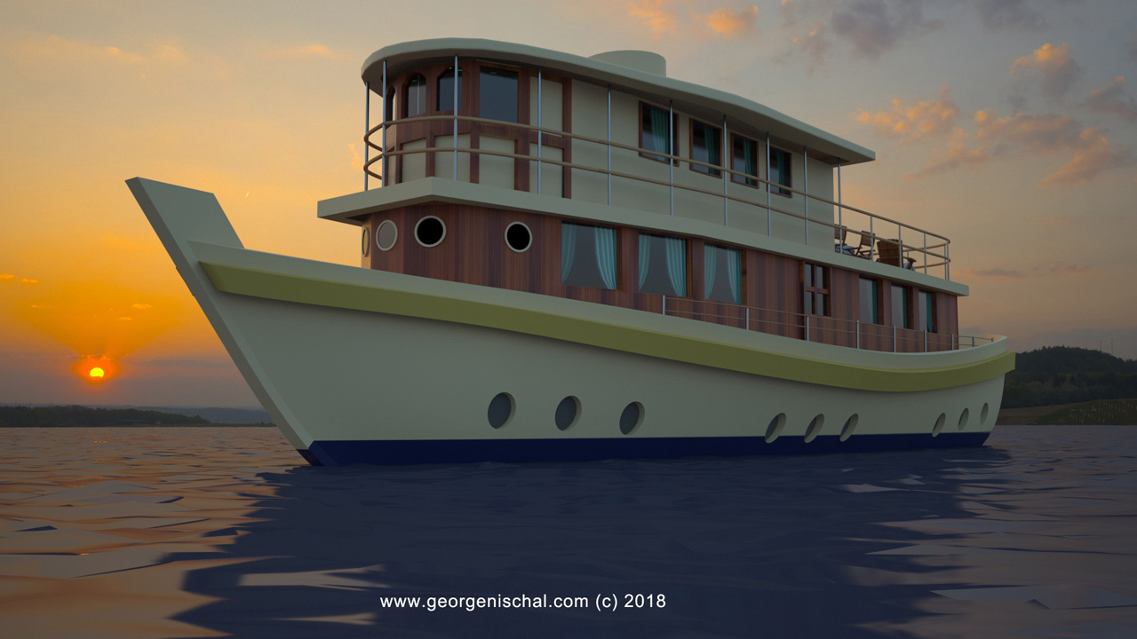 Yacht Design & Visualisation